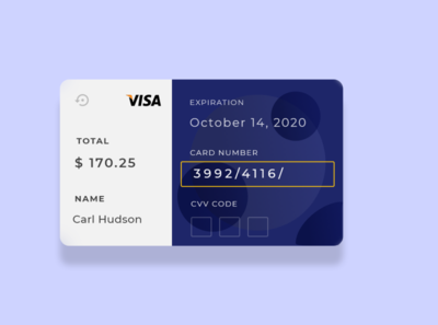 credit card digital