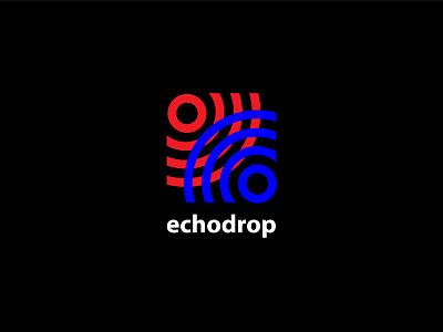 Echo logo design for a record label. vector studio modern minimal record label graphic  design echo sound music logo designer visual identity identity branding identity branding app icon app logo logomark logotype logo design logo