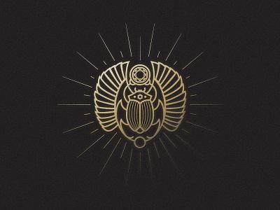 The Mummy 5: Dwayne's Pissed the mummy scarab gold illustration dwayne johnson gem bug egyptian