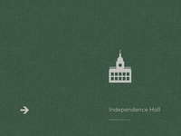 Independence Hall ⇨