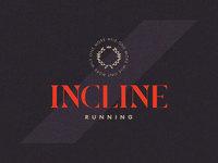 Incline logo plum