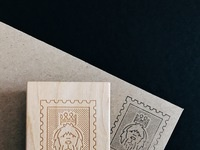Stamps photo