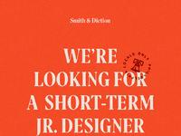 Jr designer