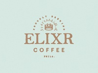 Proudly Brewing Elixr Coffee