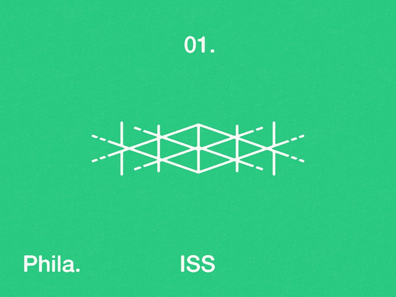 01. ISS level laser illustration icon philadelphia surface solutions independence