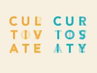 Cultivate Curiosity