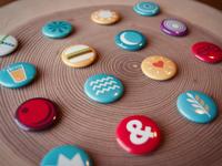 HipCityVeg Buttons!