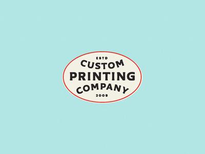 Custom Printing Co.