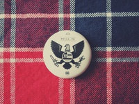 Furnessadelphia Eagle Pin