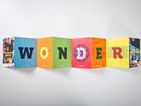 Wonder brochure