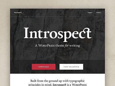 Introspect wordpress theme calendas plus