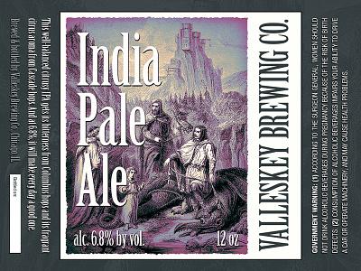 India Pale Ale beer