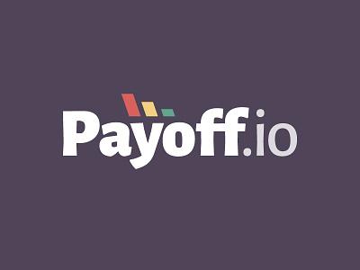 Payoff.io logo loans debt calculator web app