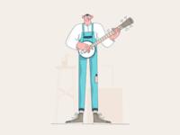 Banjo Guy