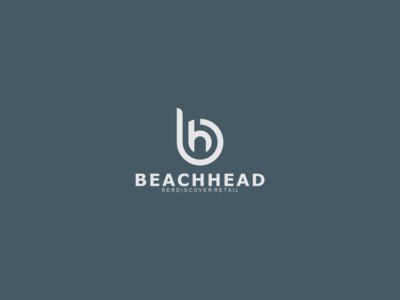 Beachhead Logo Design Elegant