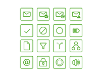 Application Form Icons