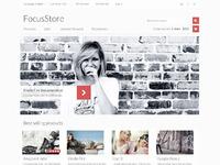 Project focuscommerce main