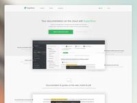Superdocs Homepage