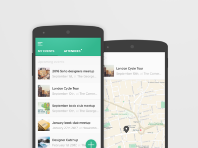 Attendable Android App