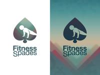 Fitness Spades Icon