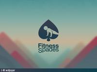Fitness Spades Wallpaper