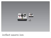 Instant Camera Icon