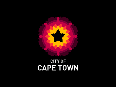 City of Cape Town logo concept exploration ideation logo identity branding brand typography cape town city of cape town