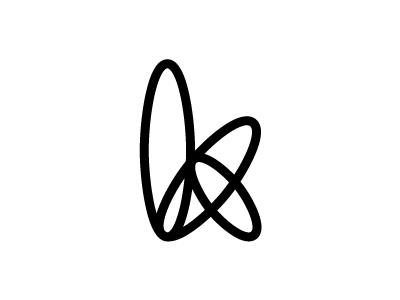 k3 k letter logo identity branding logomark mark concept