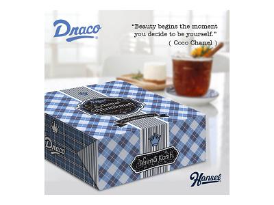 Dus Makanan, Kemasan Makanan, Box Makanan - Draco snack box kue draco box kue dus kue cake packaging cake illustration quote design quote 3d art percetakan packaging design packaging kemasan makanan hansel food packaging dus makanan design branding