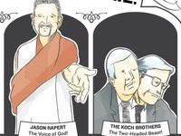 Rapert and the Koch Brothers