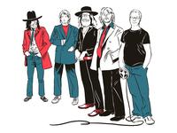 Late Beatles & Professor Whelan