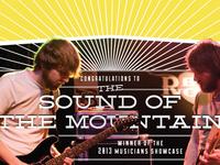 Musicians Showcase 2013 Print Ad