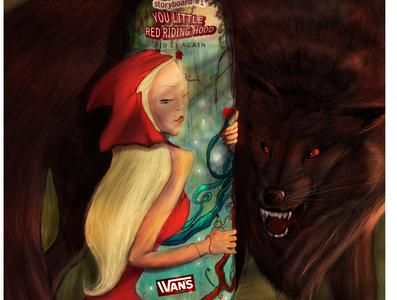 Red Riding Hood - Ivan's Version