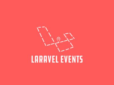 Laravel Events Logo v2 laravel logo