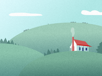 Laravel Homestead Illustration
