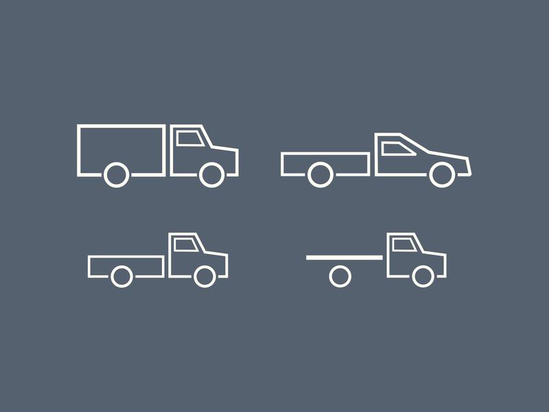 Hauling truck vector illustration affinitydesigner