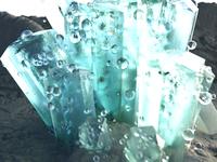 Crystals & Spheres Daily Render