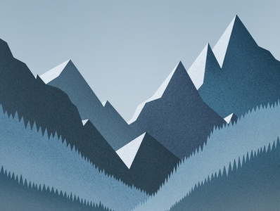 Winter gallery dribbble design galshir art illustrator illustration digitalart artist procreate