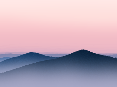 Landscape dribbble galshir design art illustrator illustration digitalart artist procreate landscape beauty