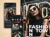 Fashion Town App