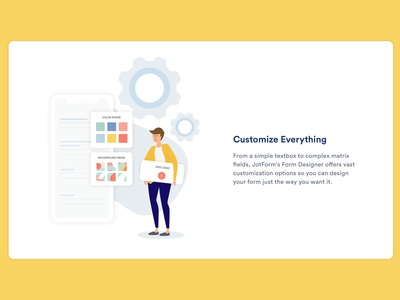 Customize Everything