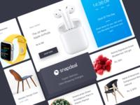Home Page Widgets