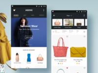 Reimagining Jabong App