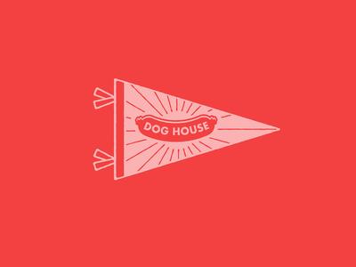 Dog House Pennant