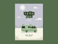 Breaking Bad Pop-Up Bar poster