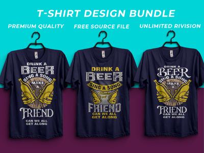 Tshirts Design Bundle