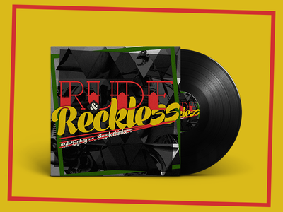 RDO80 mixtape cover: Rude & Reckless