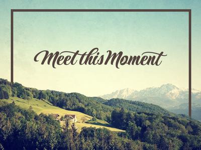 Meet this Moment Logo