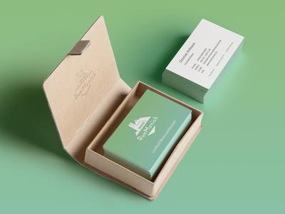 RunMunich business cards