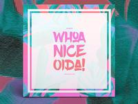 RDO80 mixtape cover: Woah Nice Oida
